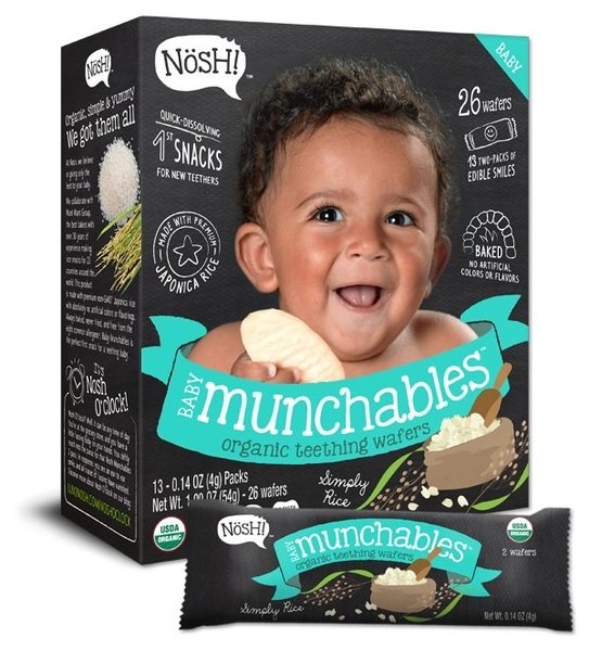 View larger image of Baby Munchables - Simply Rice