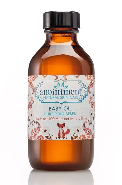 View larger image of Baby Oil - 100 mL