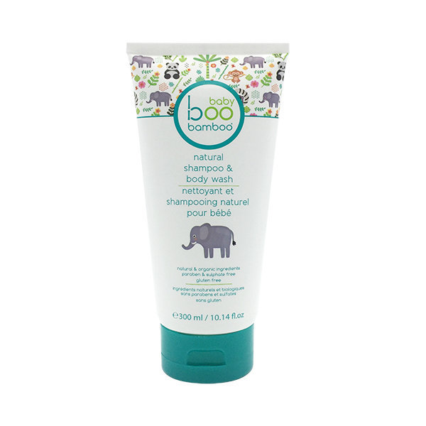View larger image of Natural Baby Shampoo & Body Wash 300ml
