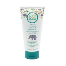 Natural Baby Shampoo & Body Wash 300ml