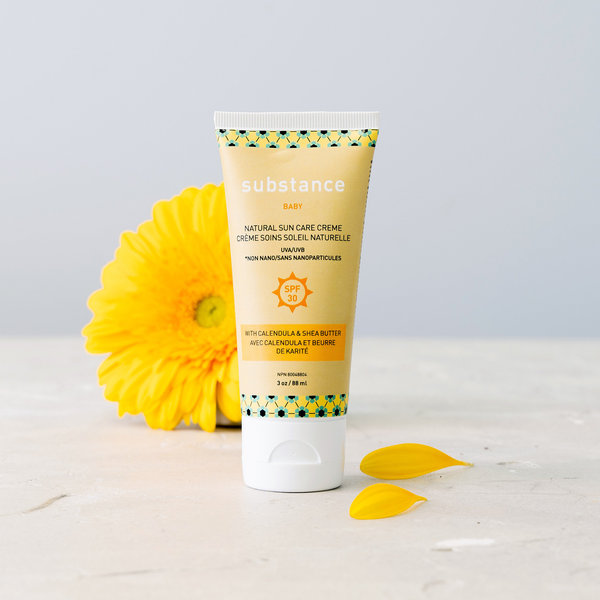 View larger image of Baby Natural Suncare Crème - 3oz