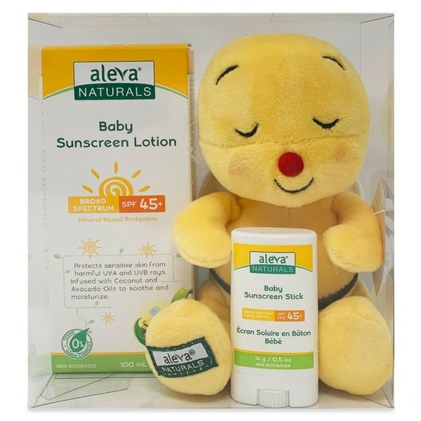 View larger image of 3-Piece Baby Sunscreen Gift Set