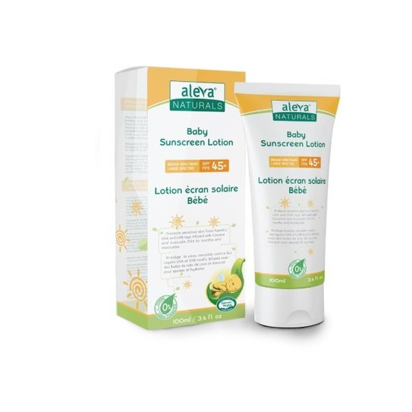 View larger image of Baby Sunscreen Lotion SPF 45 - 100ml