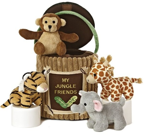 View larger image of Baby Talk-Jungle Friend