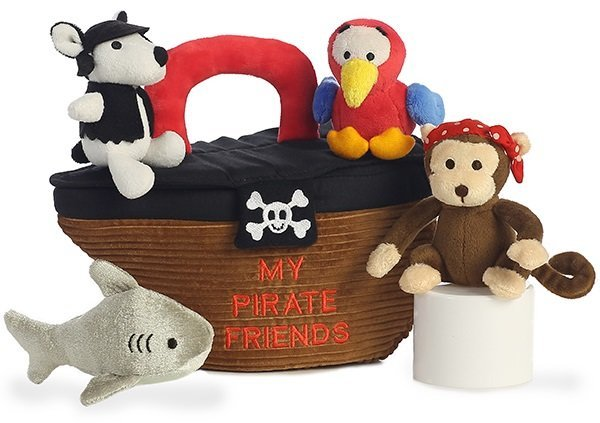 View larger image of Baby Talk-Pirate Ship