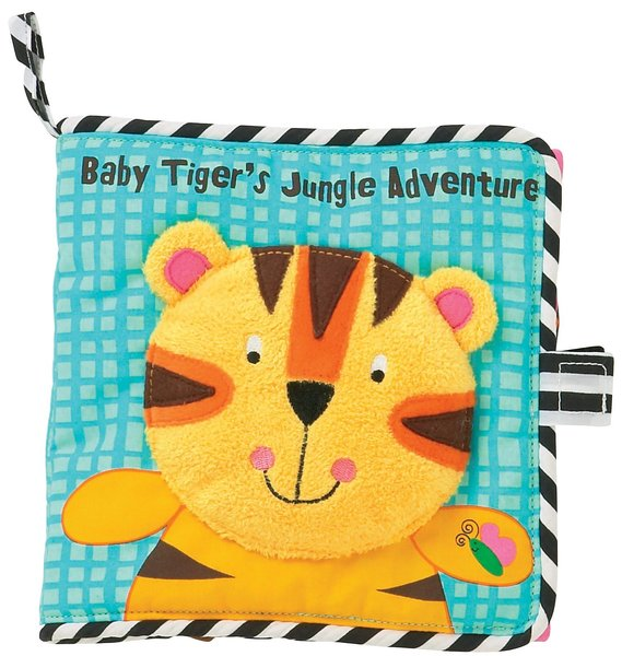 View larger image of Baby Tiger's Jungle Book