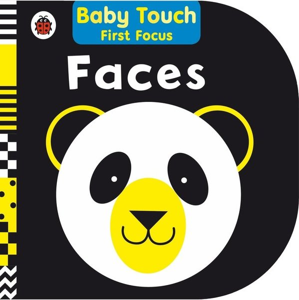 View larger image of Baby Touch - Faces