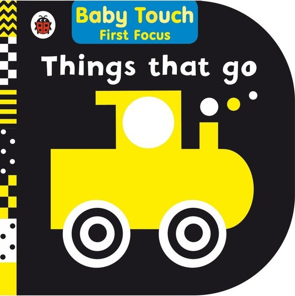 View larger image of Baby Touch - Things That Go