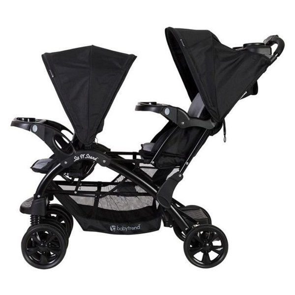 View larger image of Sit N' Stand Double Stroller