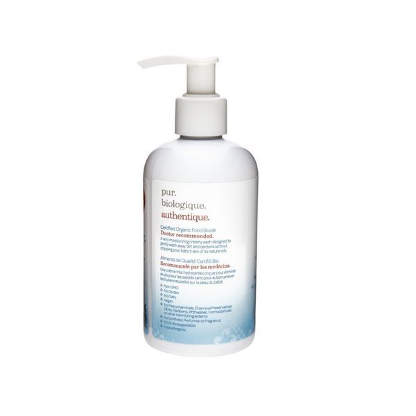 View larger image of Organic Baby Wash & Shampoo - Unscented