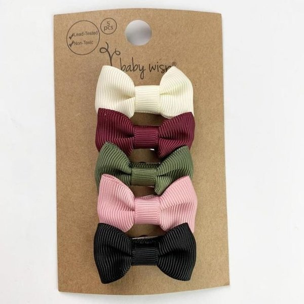 View larger image of Charlotte Bows Collection - 5pk