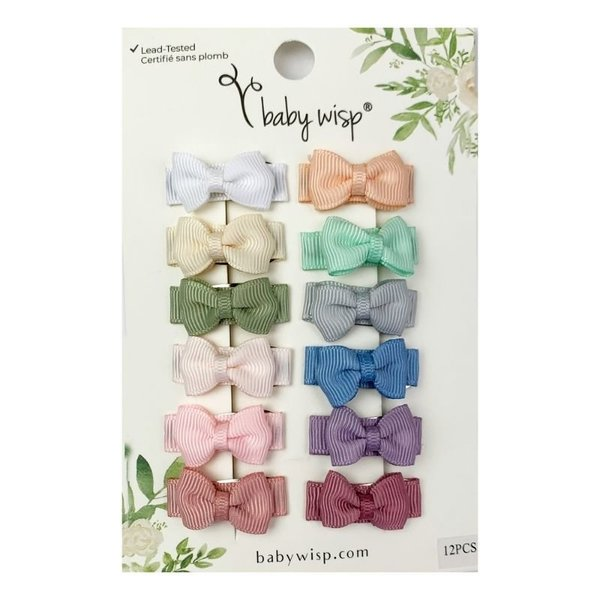 View larger image of Snap Clips 12pk