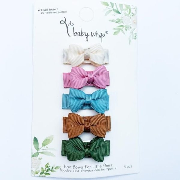 View larger image of Tuxedo Bows 5 Pack