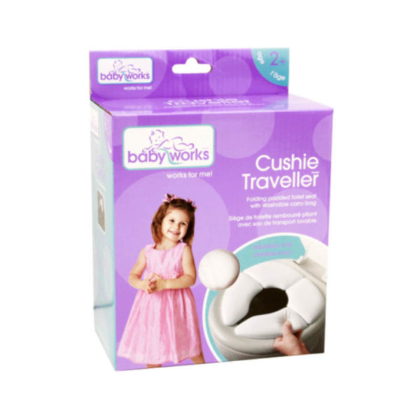 View larger image of Cushie Traveller Potty Training Seat