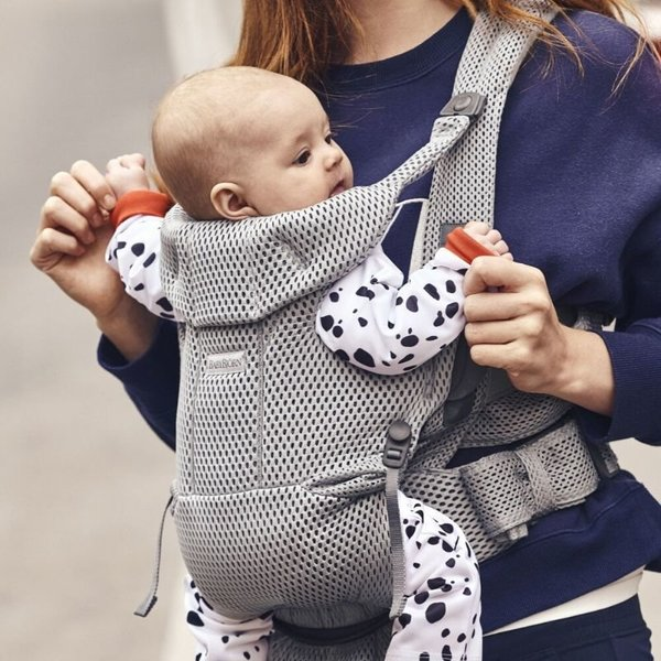 View larger image of Baby Carrier Free