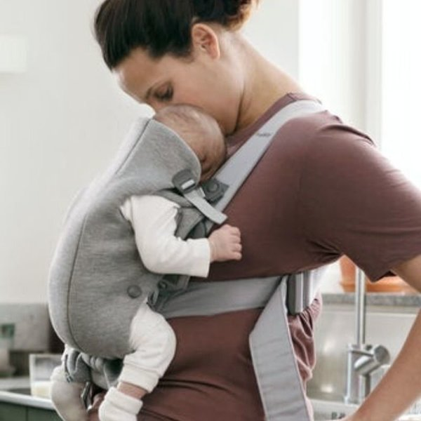 View larger image of Baby Carrier Mini w/ 3D Jersey