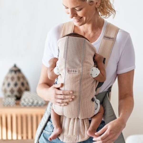 View larger image of Baby Carrier Mini - 3D Mesh