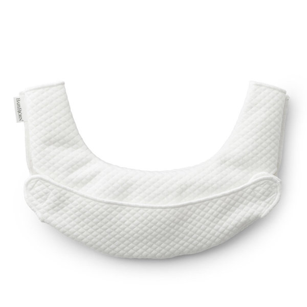 View larger image of Baby Carrier One Bib - White