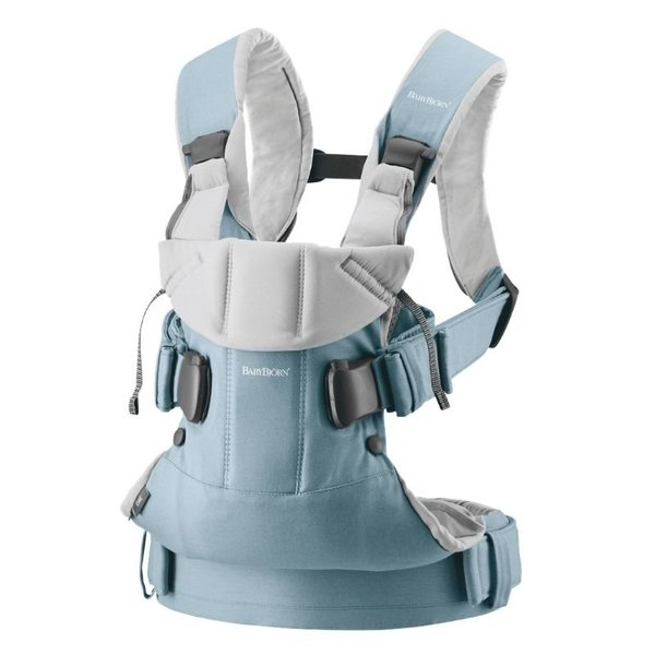 View larger image of Baby Carrier One - Cotton Mix