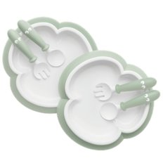 Baby Plate / Spoon /Fork Set
