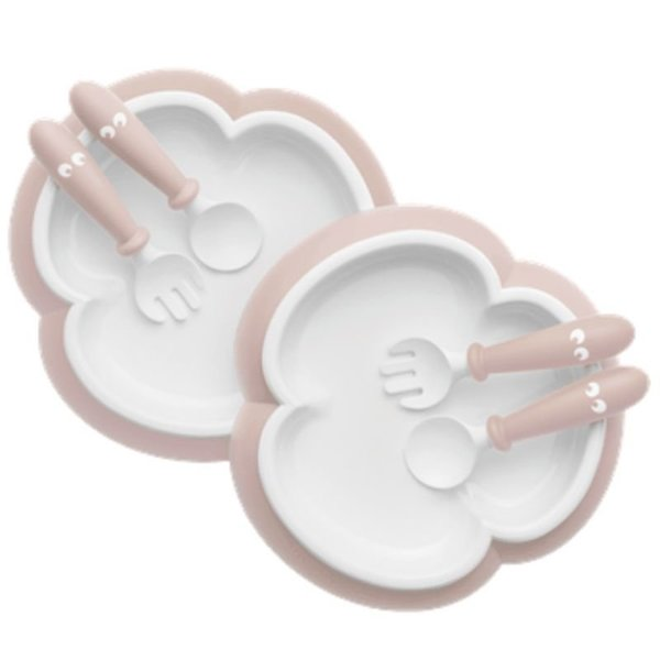 View larger image of Baby Plate / Spoon /Fork Set