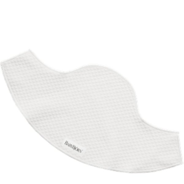 View larger image of Carrier Bib - Mini/Free White 2 pack