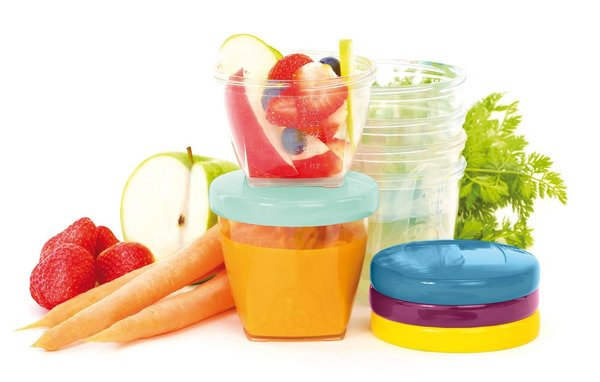 View larger image of Babybowls Multiset - 24 Pack