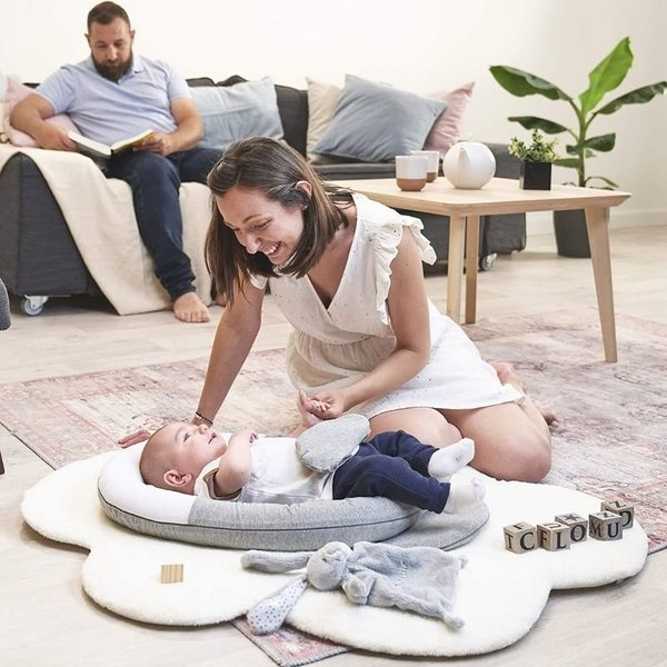 View larger image of Cloudnest Newborn Lounger