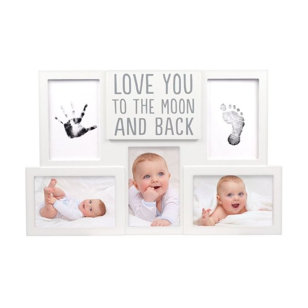 View larger image of Babyprint Collage Frame - Moon