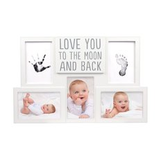 Babyprint Collage Frame - Moon