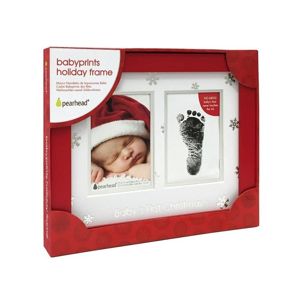 View larger image of Babyprints Christmas Frame
