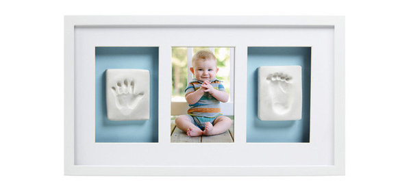 View larger image of Babyprints Deluxe Wall- Wht