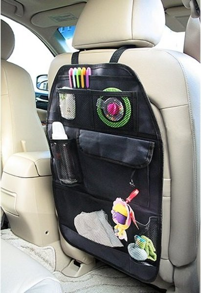 View larger image of Back Seat Organizer