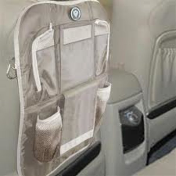 View larger image of Backseat Organizer - brown
