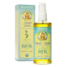 Natural & Organic Baby Oil - 118mL