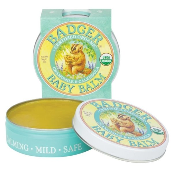 View larger image of Organic Baby Balm 56g