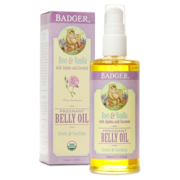 View larger image of Organic Pregnant Belly Oil - 118mL