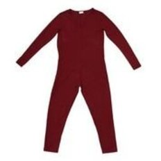 Ladies Romper - Burgundy