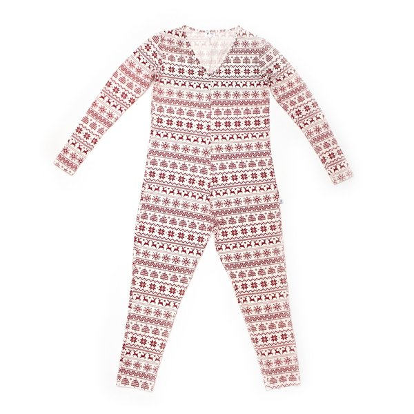 View larger image of Ladies Romper - Fairisle
