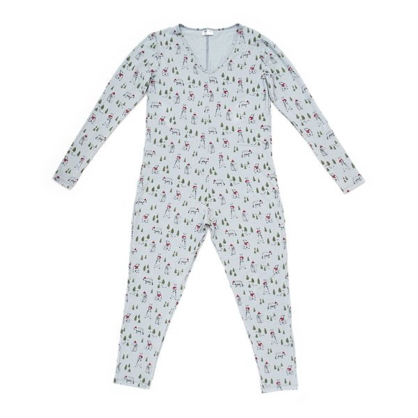 View larger image of Ladies Romper - Polar Bear