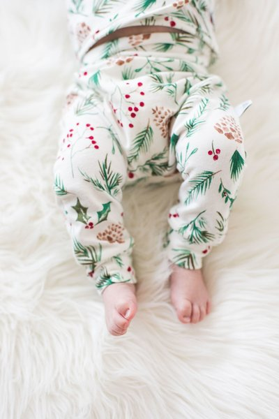 View larger image of Newborn PJ Leggings