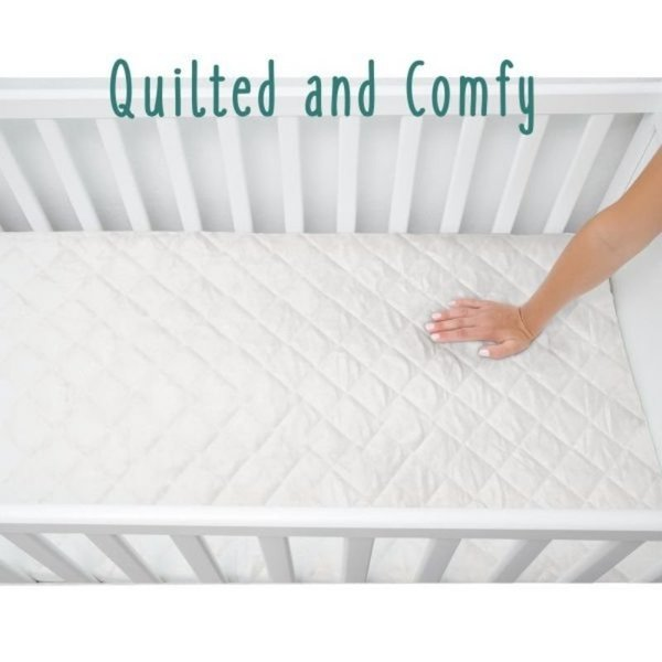 View larger image of Bamboo Crib Mattress Protector