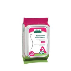 Bamboo Fem Wipes 30ct