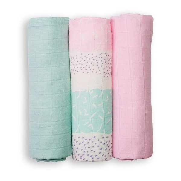 View larger image of Bamboo Mini Muslins