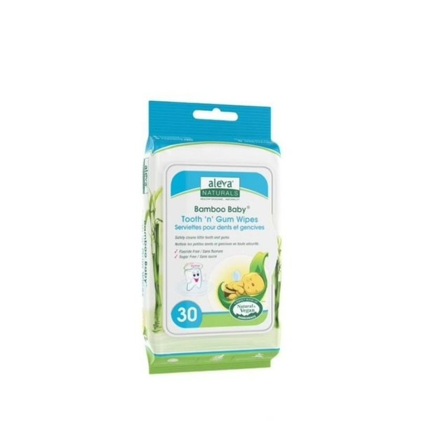 View larger image of Tooth 'n' Gum Wipes - 30ct