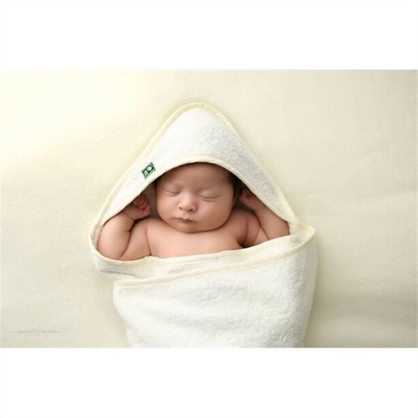 View larger image of Classic Hooded Towel - Cream