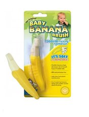 Banana Training Toothbrush - Toddler