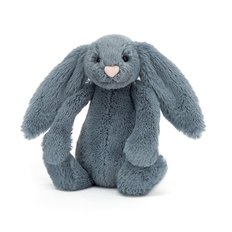 Bashful Dusky Blue Bunny - Medium