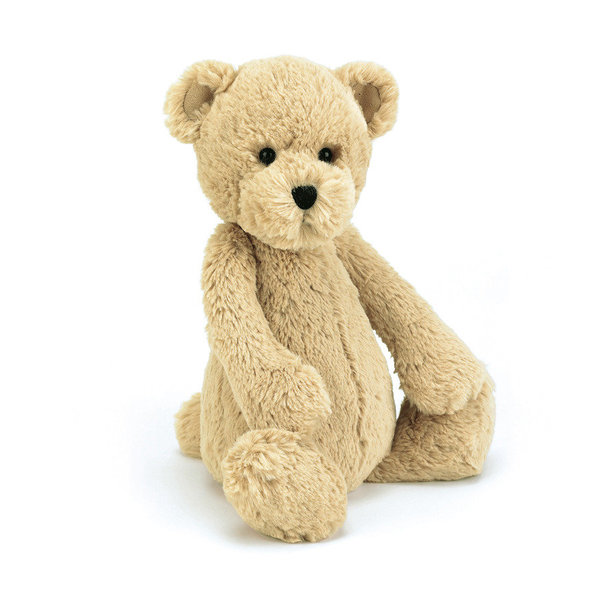 View larger image of Bashful Honey Bear 31cm