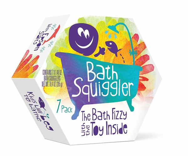 View larger image of Bath Squiggler 7 Pc Gift Pack
